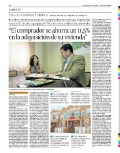 El diario de Almería, el comprador se ahorra, 15-06-14