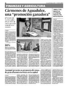 El diario de Almería, promoción ganadora-26-10-2014