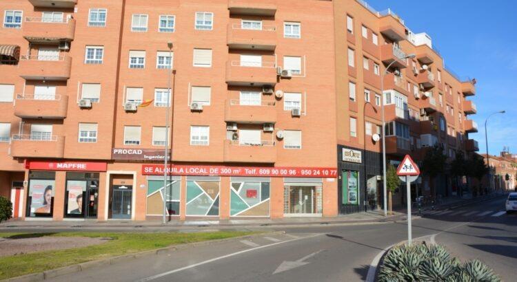 local calle Manuel Azaña